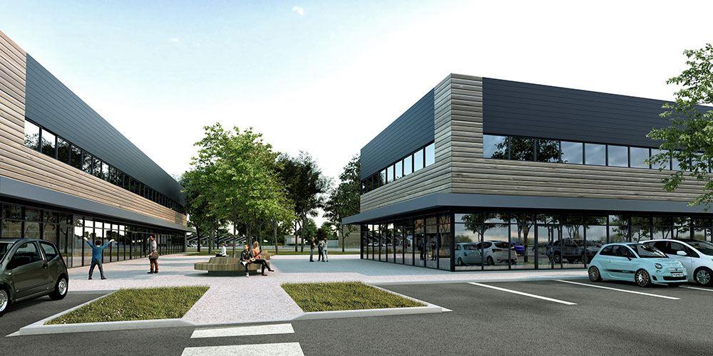 Pôle de services, d'activités et de vie – Parc de l'A5-Sénart